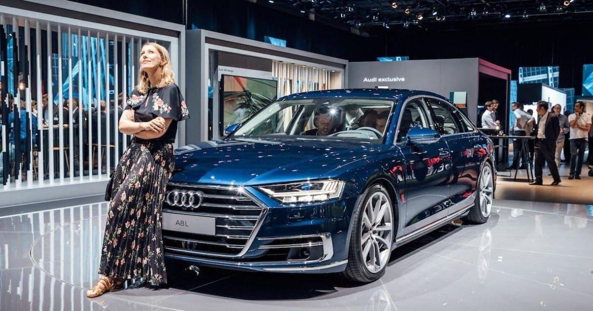 Audi разорвали контракт с Ксенией Собчак