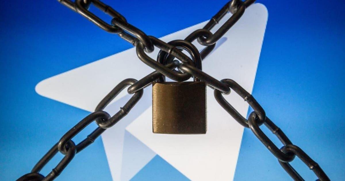 Настройки приватности в телеграмм