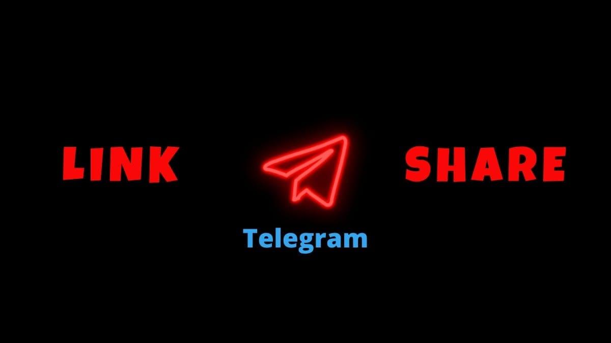 Как скопировать ссылку на телеграм канал