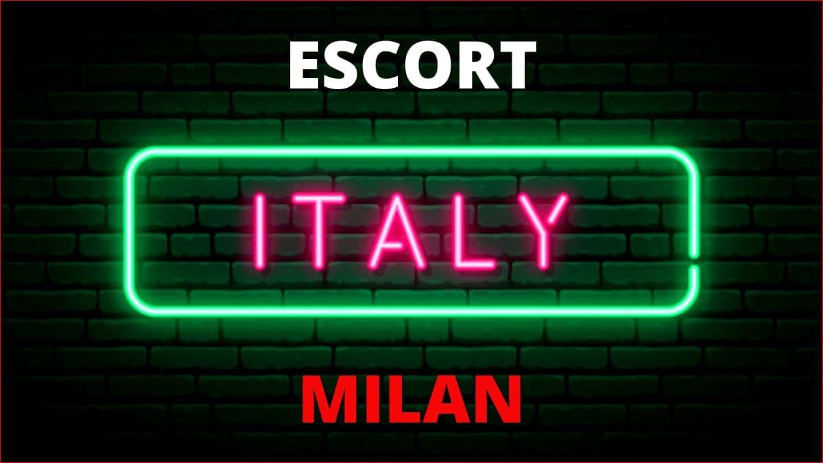 Эскорт в Италии
